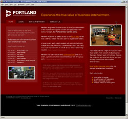 Portland Business Entertainment Group